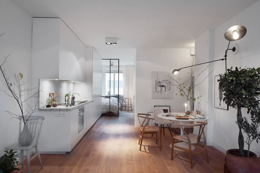 Thiết kế nội thất scandinavian 12