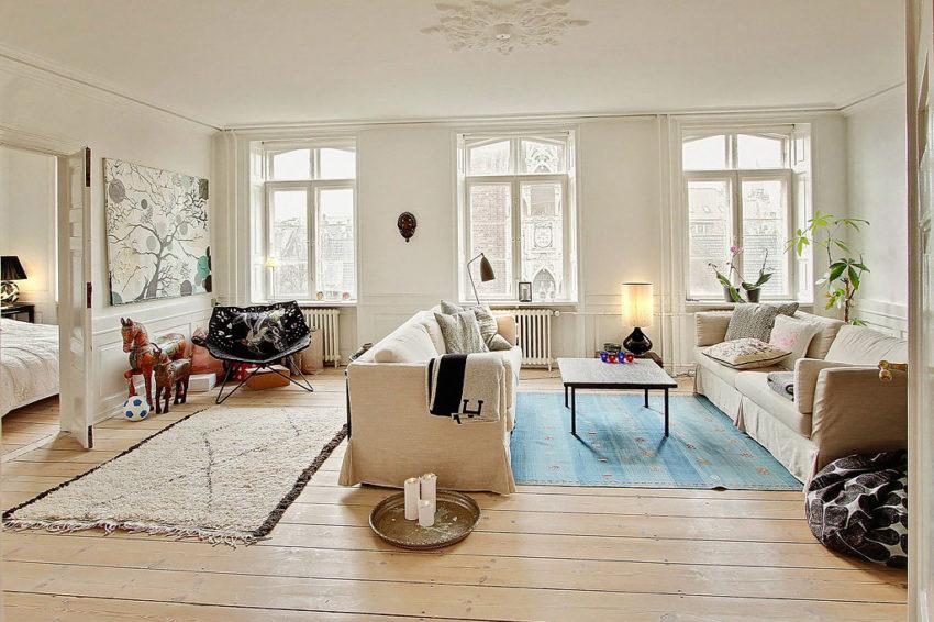 Thiết kế nội thất scandinavian 14