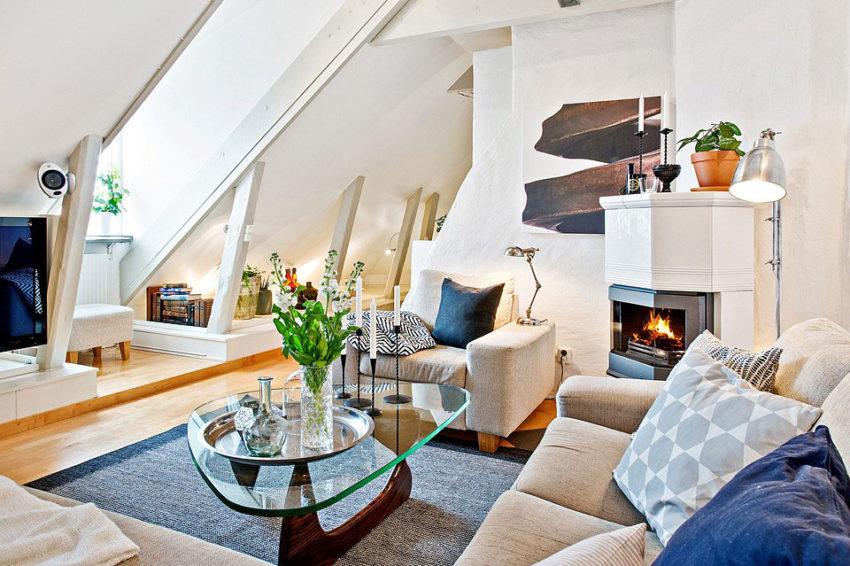 Thiết kế nội thất scandinavian 16