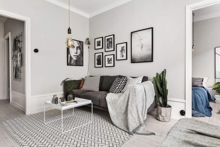 Thiết kế nội thất scandinavian 2
