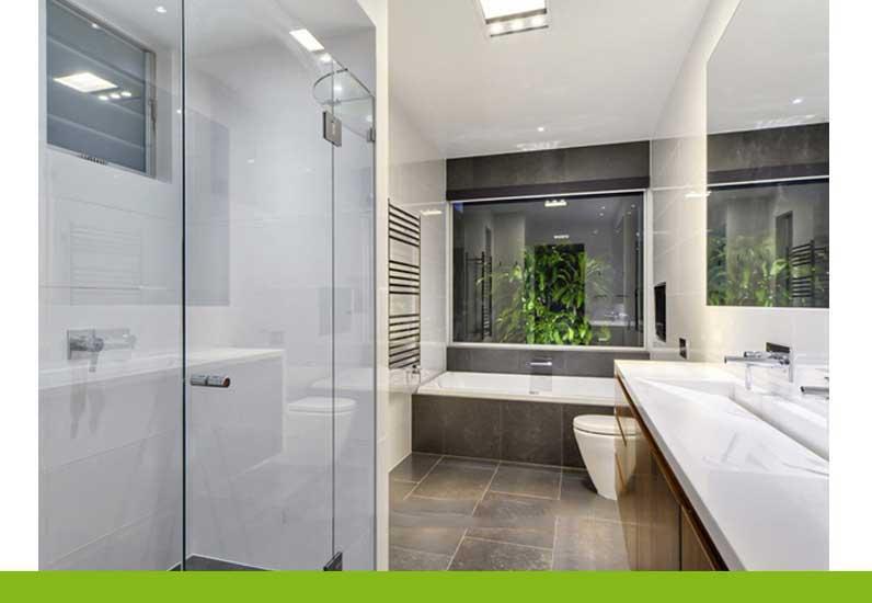 nội thất phòng vệ sinh hiện đại, nhà xinh