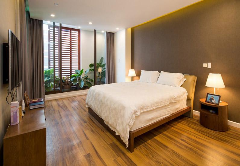 mẫu phòng ngủ gỗ đẹp