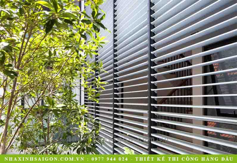 thiết kế cửa sổ, mẫu biệt thự