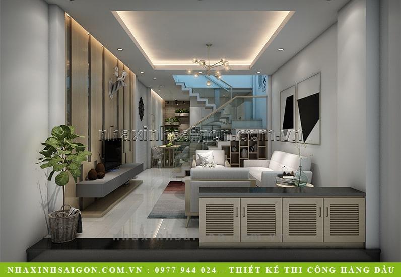không gian nhà phố, thiết kế nhà đẹp