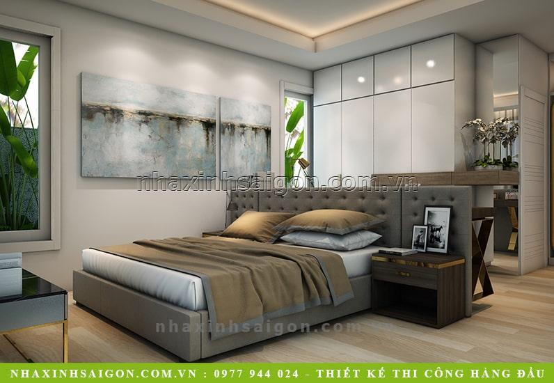mẫu phòng ngủ master