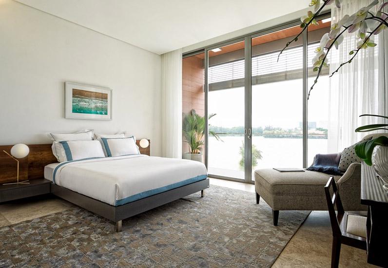 phòng ngủ hiện đại, thiết kế nhà xinh