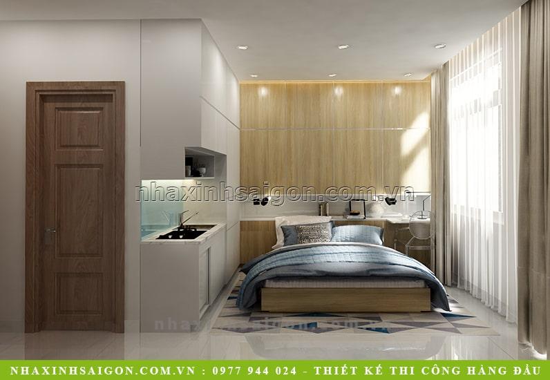 mẫu phòng ngủ cho thuê, phòng ngủ đẹp