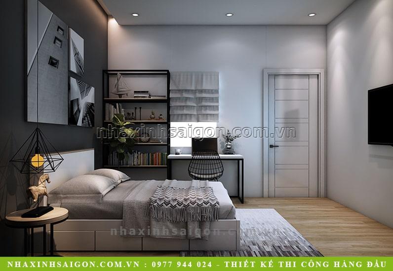 mẫu phòng ngủ hiện đại, nội thất đẹp