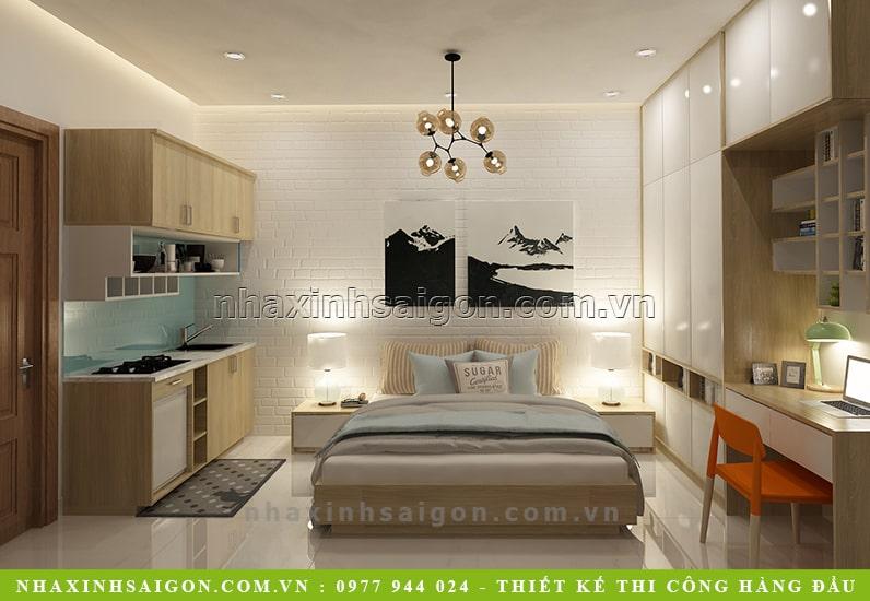 thiết kế mẫu phòng ngủ đẹp, nội thất phòng ngủ