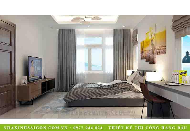 mẫu thiết kế phòng ngủ đẹp, nội thất