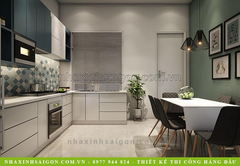 thiết kế nhà bếp đẹp, nội thất đẹp