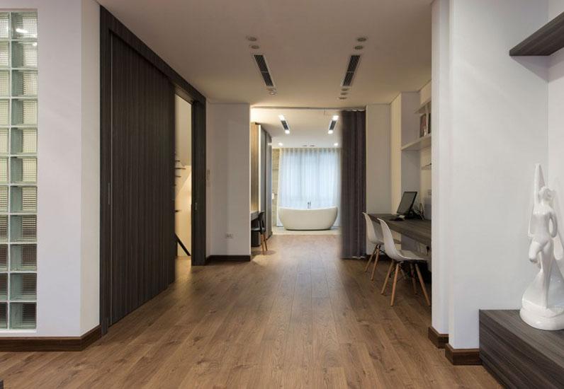 mẫu phòng làm việc, không gian đẹp