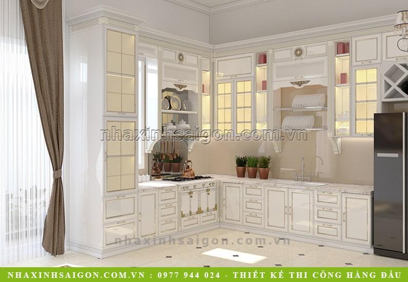 nội thất nhà bếp đẹp, mẫu nhà đẹp