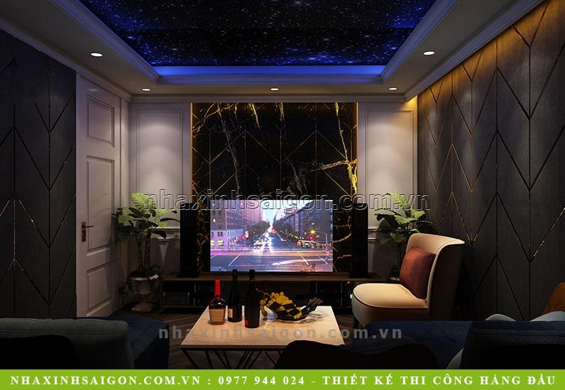 nội thất phòng karaoke, mẫu biệt thự đẹp