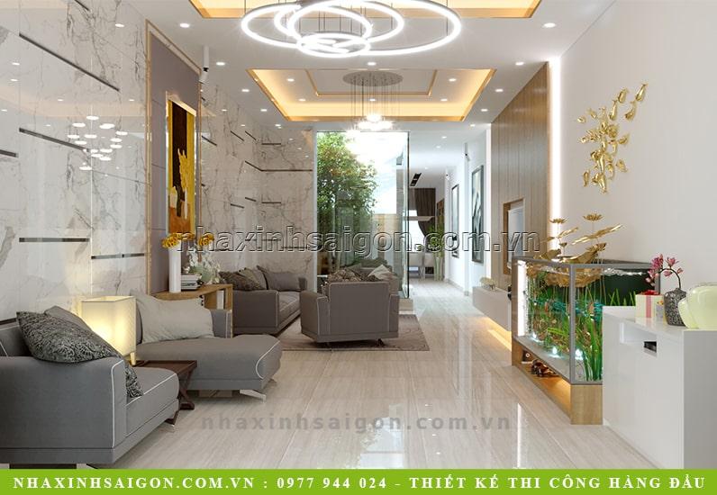 nội thất phòng khách đẹp, thiết kế nội thất