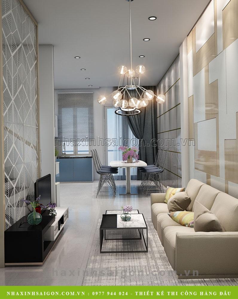 nội thất phòng khách đẹp, thiết kế nhà xinh