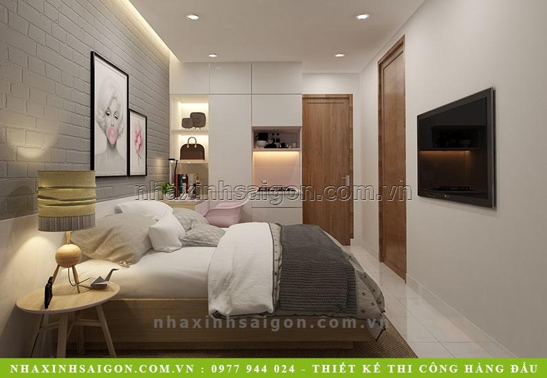 nội thất phòng ngủ đẹp, thiết kế nội thất