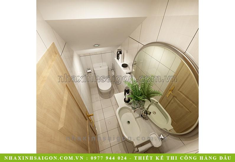 nội thất phòng vệ sinh đẹp
