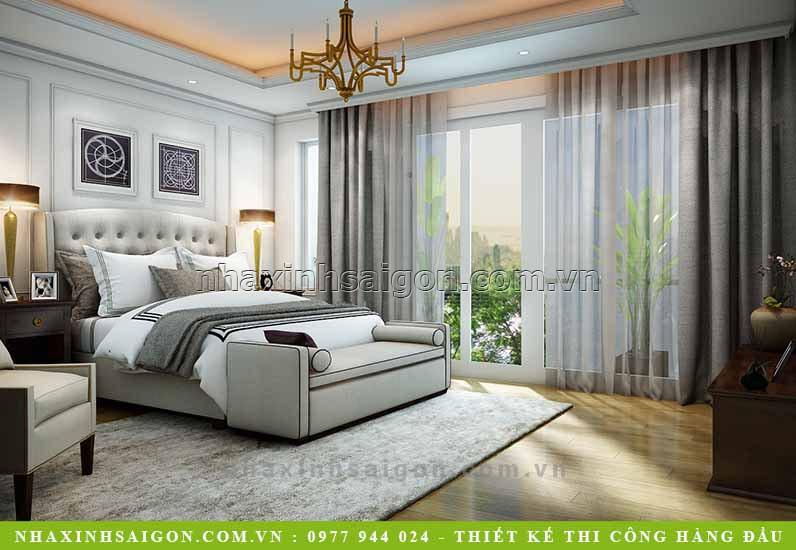 mẫu nội thất phòng ngủ con trai đẹp, thiết kế nhà xinh