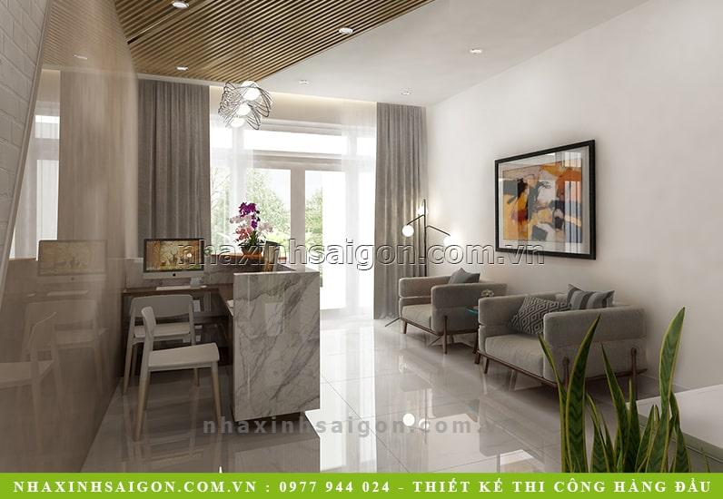 thiết kế phòng tiếp khách, thiết kế nội thất