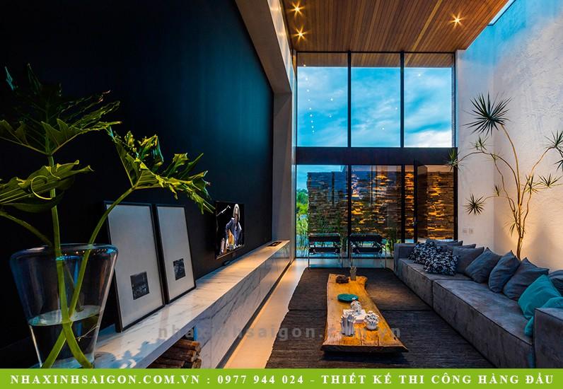 mẫu phòng khách sang trọng, thiết kế nhà xinh