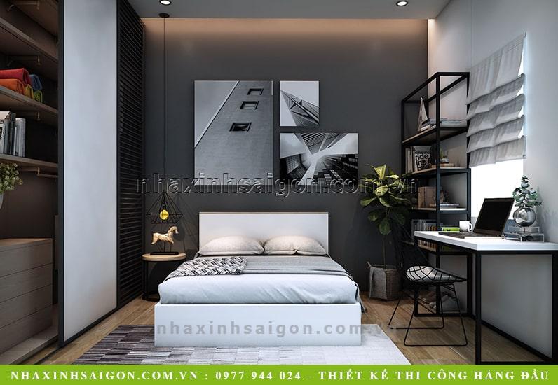 thiết kế phòng ngủ đẹp, nhà xinh