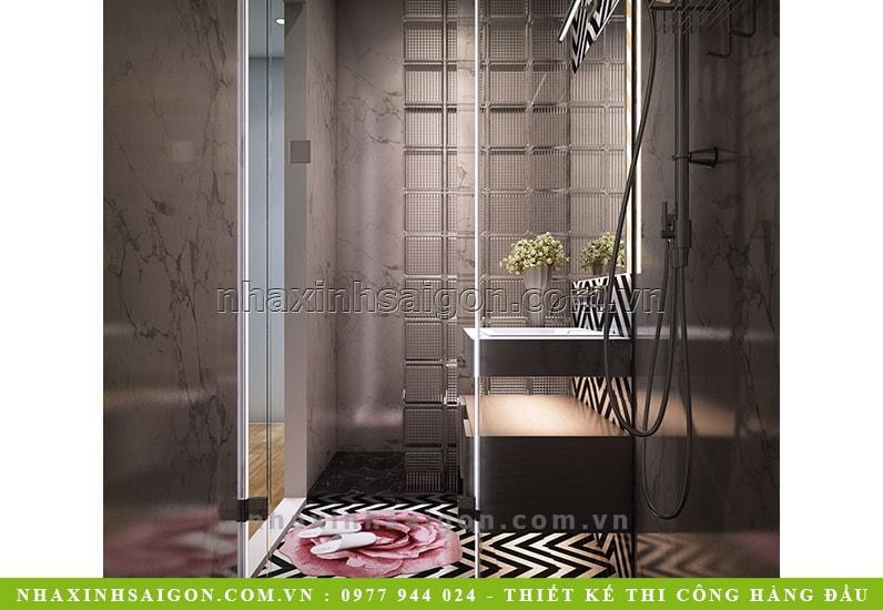 phòng tắm master đẹp, nội thất hiện đại