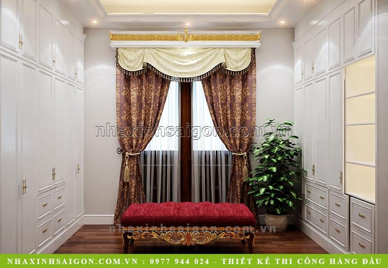 mẫu rèm cửa phòng ngủ, nội thất đẹp