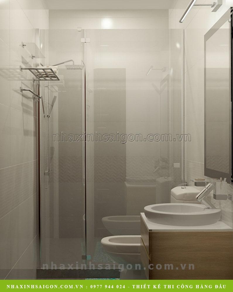 nội thất phòng tắm đẹp, mẫu phòng tắm