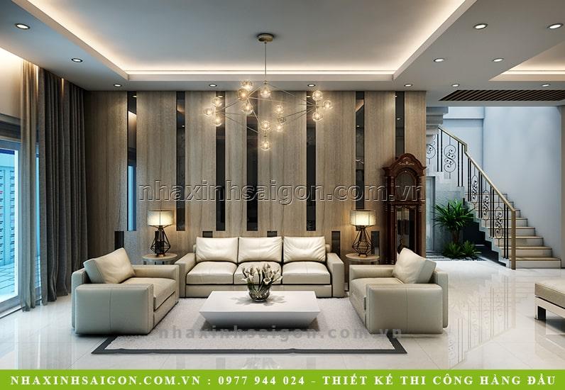 thiết kế phòng khách hiện đại, nhà đẹp
