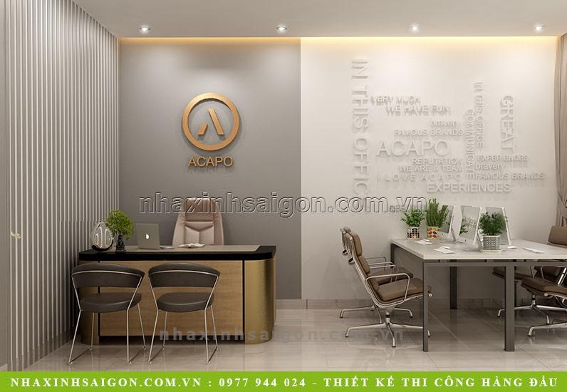 mẫu nội thất phòng giám đốc đẹp