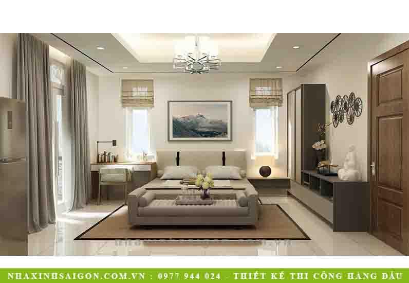 thiết kế phòng ngủ đẹp, nội thất đẹp