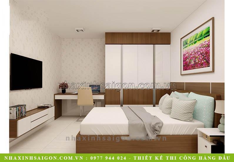 thiết kế phòng phòng ngủ, nội thất