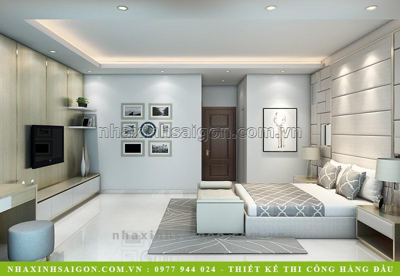 thiết kế phòng ngủ vợ chồng