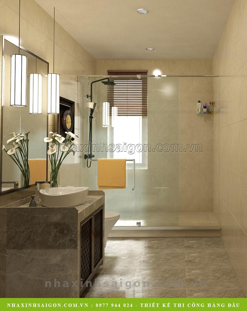 thiết kế phòng vệ sinh, nhà đẹp