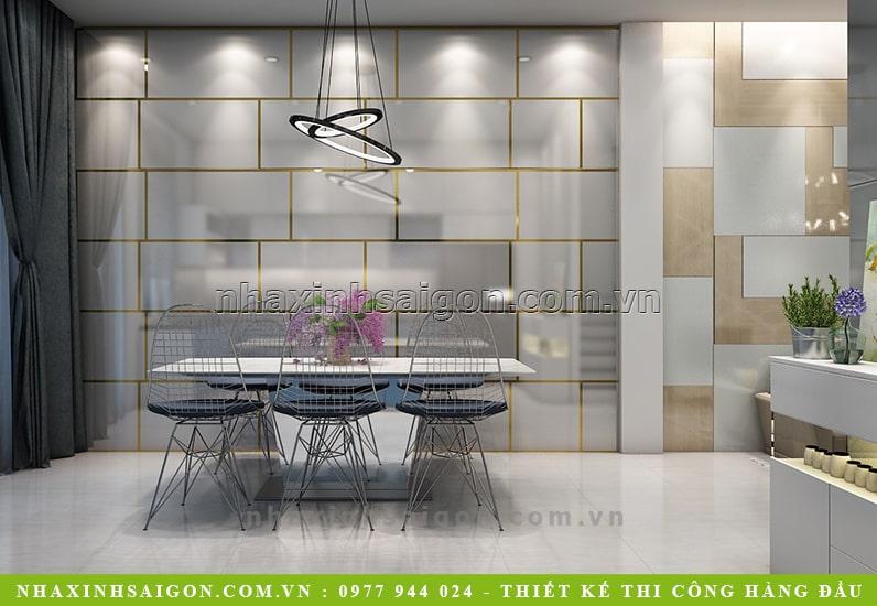 trang trí nội thất phòng ăn đẹp, thiết kế nội thất