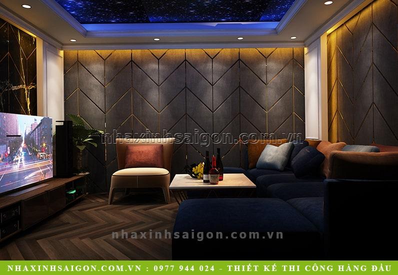trang trí nội thất phòng karaoke, mẫu biệt thự đẹp