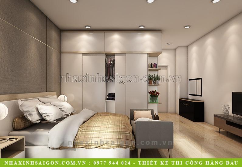 trang trí phòng master đẹp, thiết kế nội thất