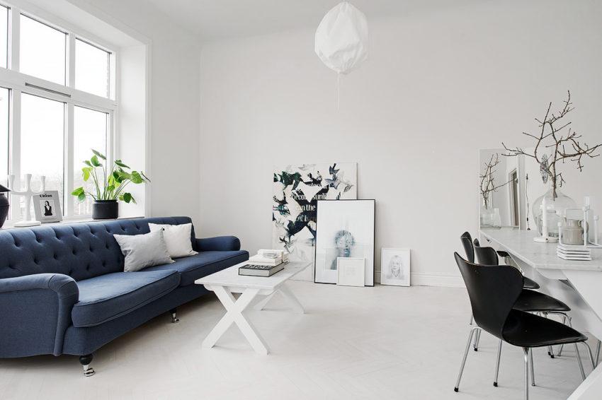 Thiết kế nội thất scandinavian 4