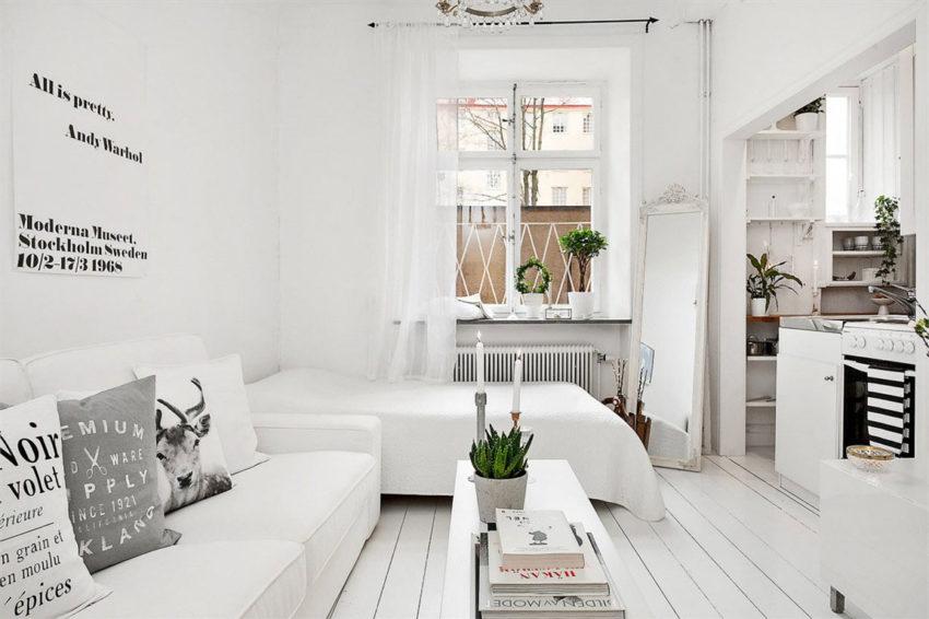 Thiết kế nội thất scandinavian 5