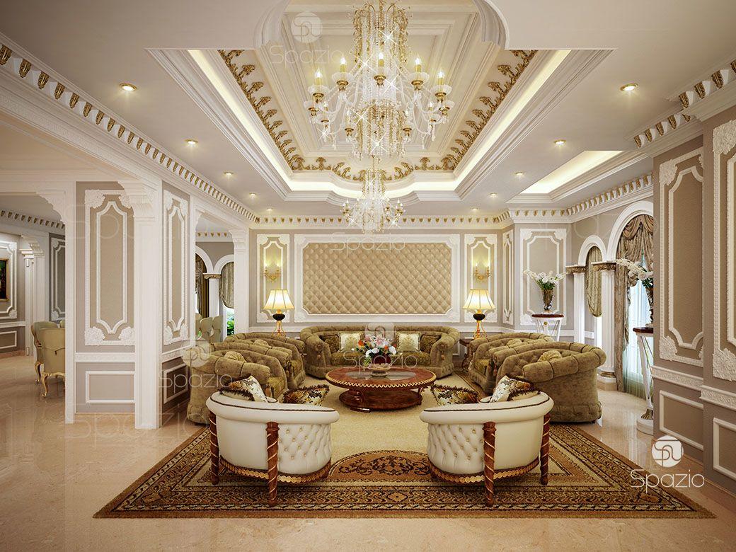 Majlis palace interior design Dubai 1