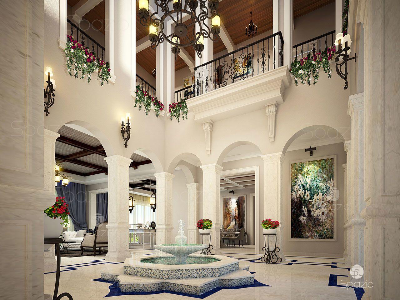 main entrance palace interior design 1