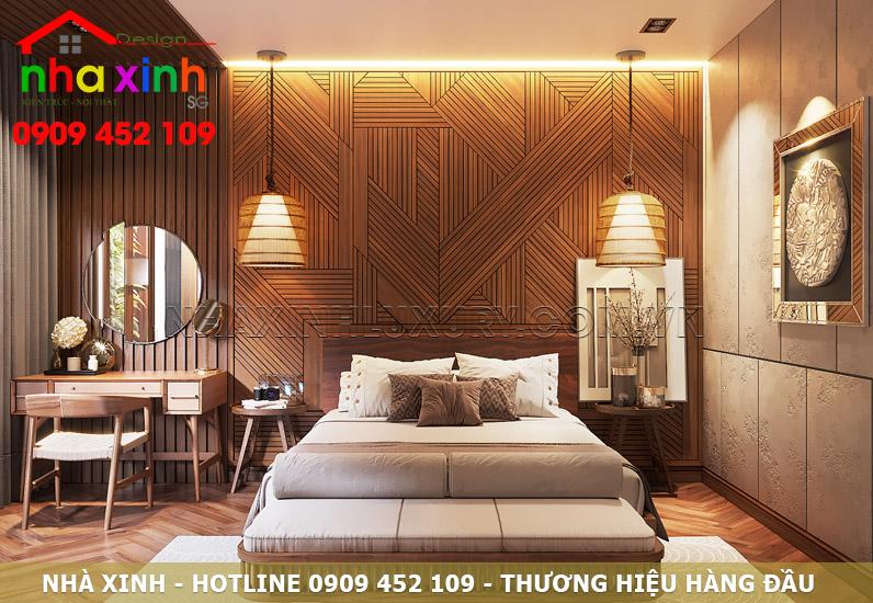 Giường ngủ nên bố trí vị trí tốt nhất về mặt phong thủy, hợp với tuổi và mệnh của chủ nhà.