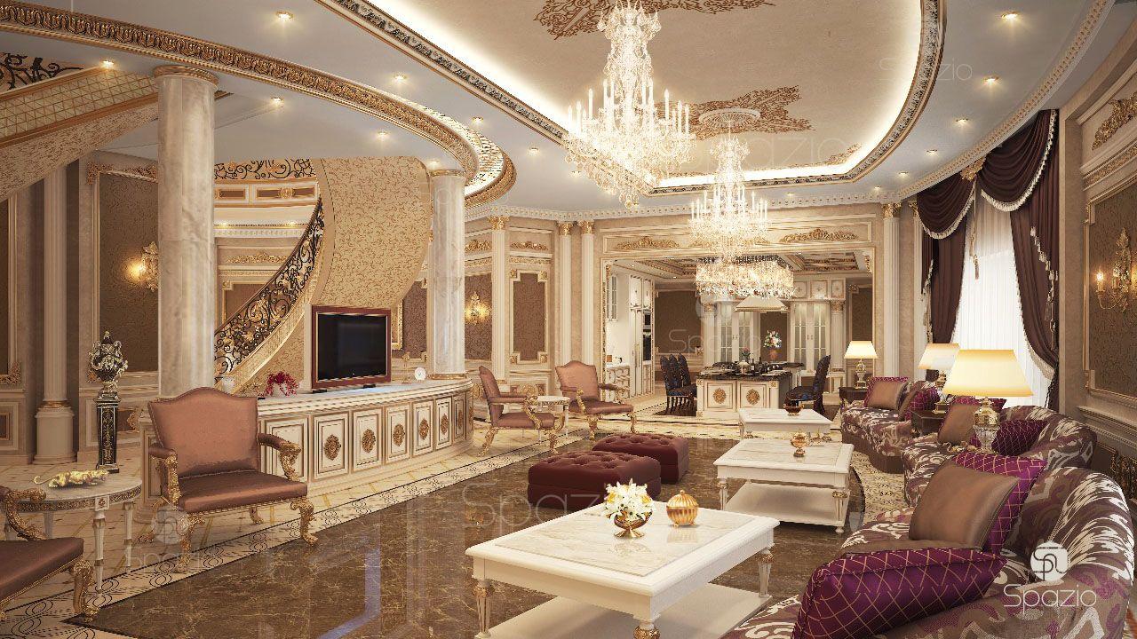 palace interior design in Dubai UAE 2