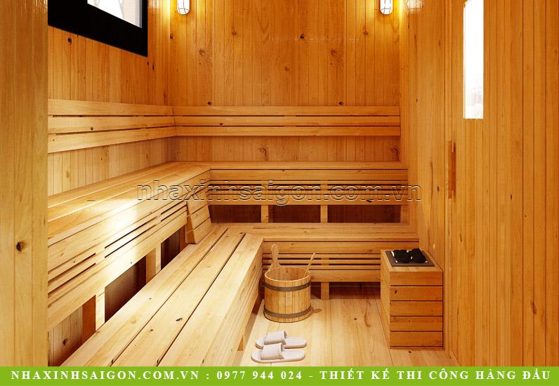 phong saunna